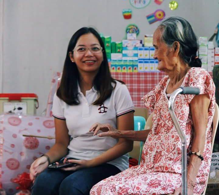 Laguna youth to visit abandoned elderly