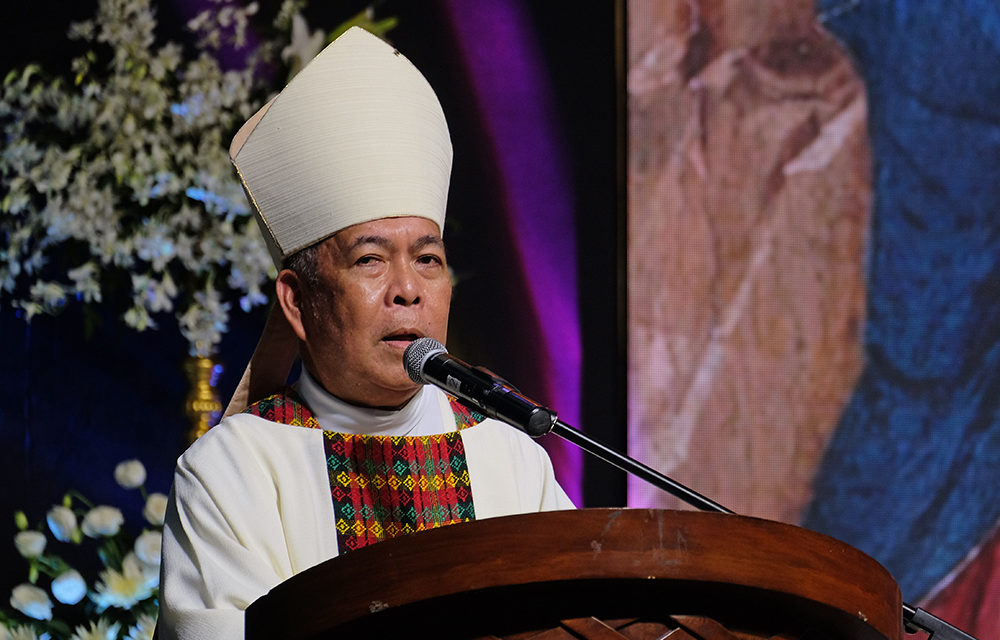 Archbishop Valles takes office for second term as CBCP head