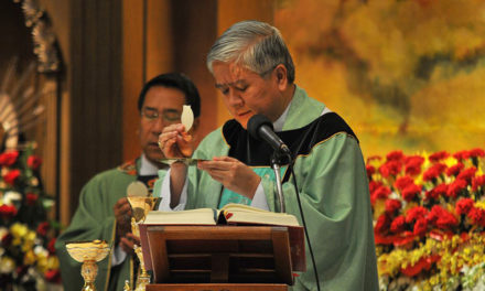 Holy week is an opportunity, not obligation – Archbishop Soc