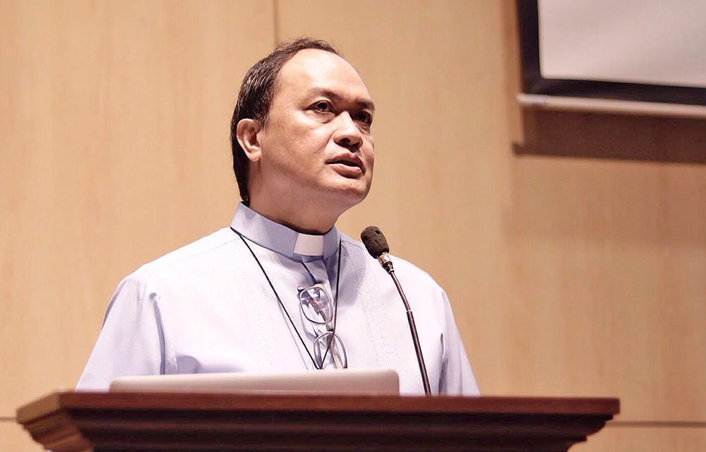 Bishop: Theology and pastoral care are not opposed