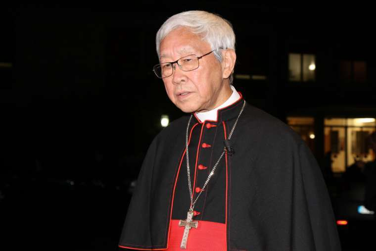 Cardinal Zen: Vatican-China deal weakens the Church