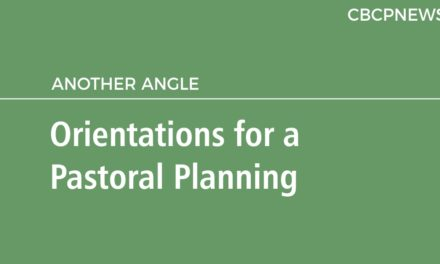 Orientations for a Pastoral Planning