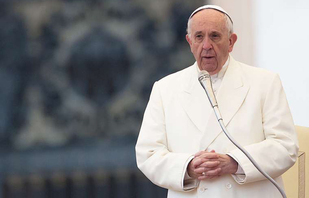 Pope encourages young people to ask tough questions at pre-synod launch