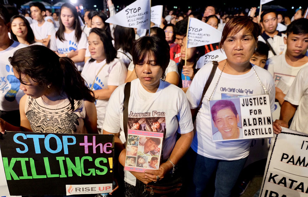 CHR understaffed to handle EJKs?