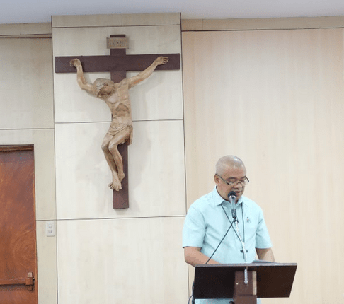 Bishop wants continuing formation for priests