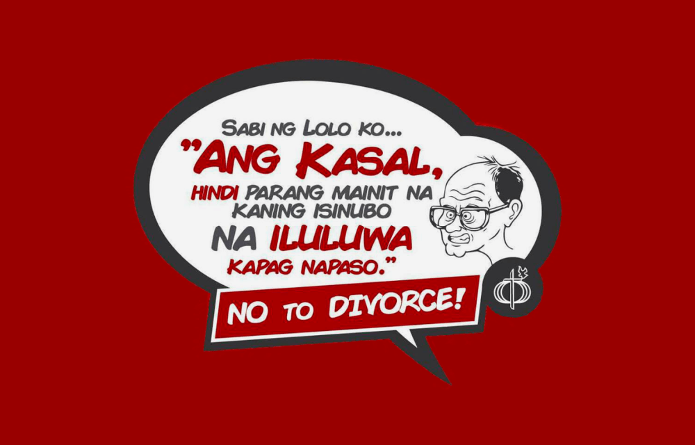 CFC urges lawmakers to junk divorce bill