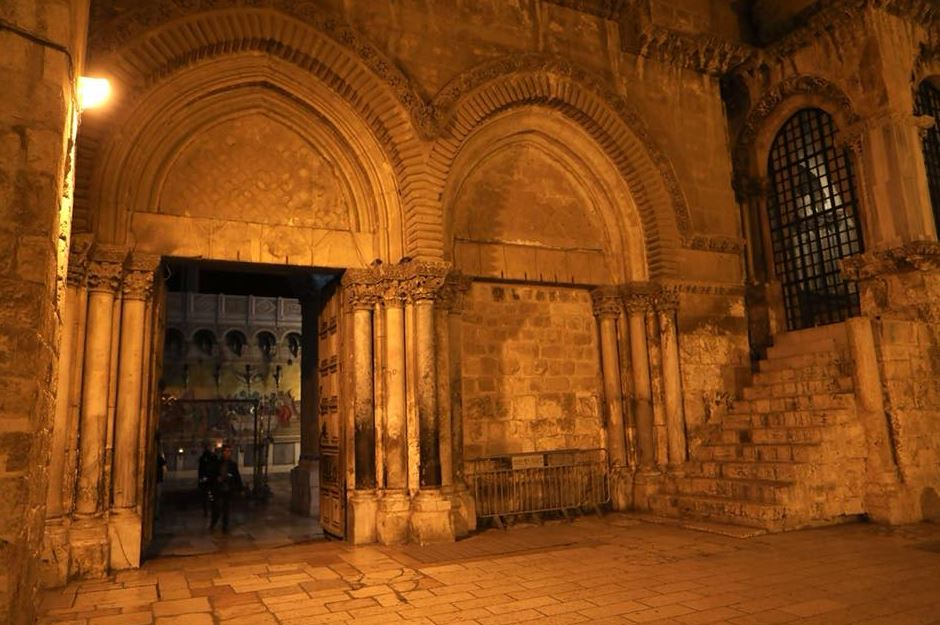 The Holy Sepulcher reopens, after standoff over taxes
