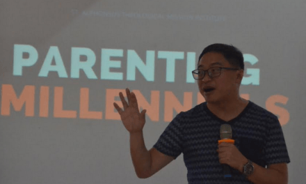Technological challenges of parenting tackled in talk