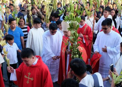 Manila Cathedral.  ROY LAGARDE