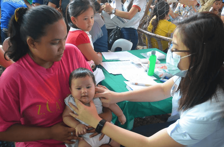 Med mission serves 300 in Davao City