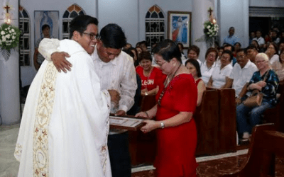 New Malolos priest: 'This is my ultimate dream'