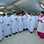 Seminarians urged: 'Obey your bishop'