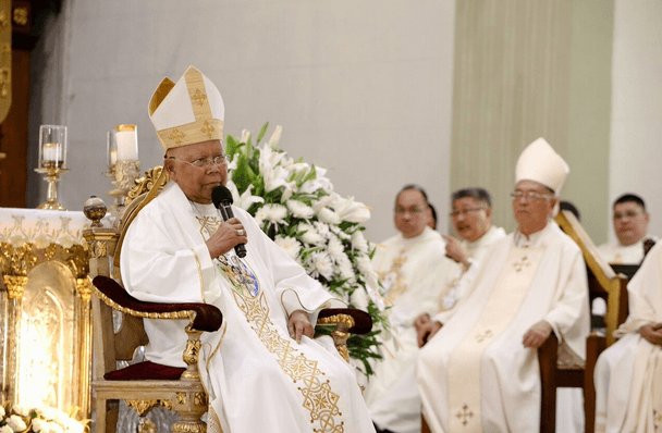 Bishop: 'St. Joseph, a model for priests'