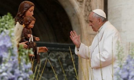 Pope's exhortation on holiness to be released April 9