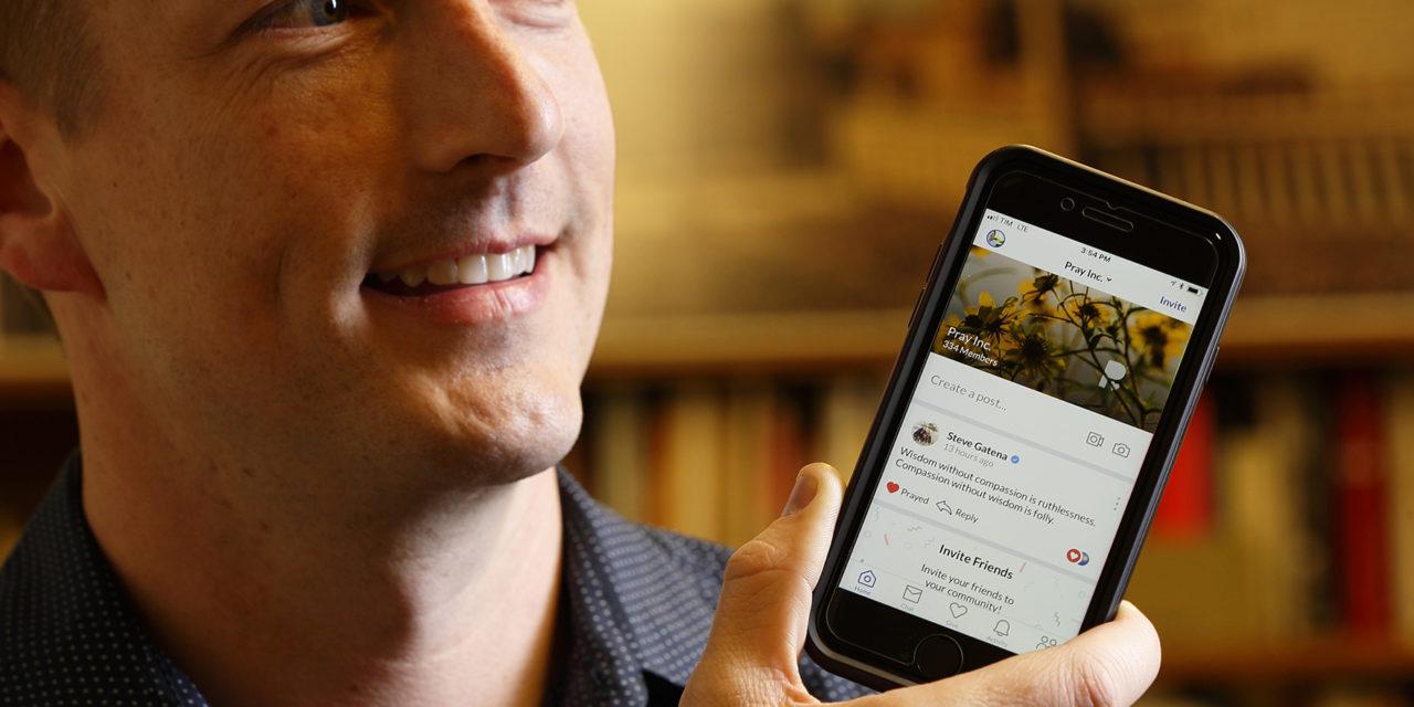 Pray.com offers social network for prayer, community-building