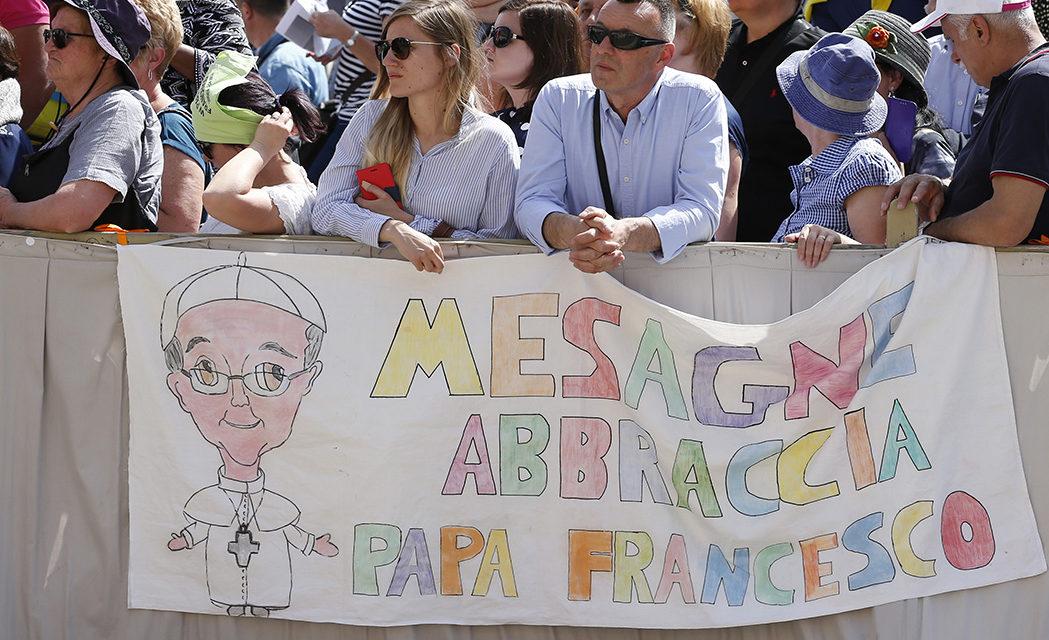 Pope leads prayers for inter-Korean summit