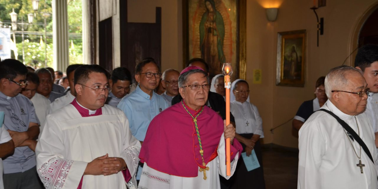 New Archbishop of Jaro: 'I will walk with you'