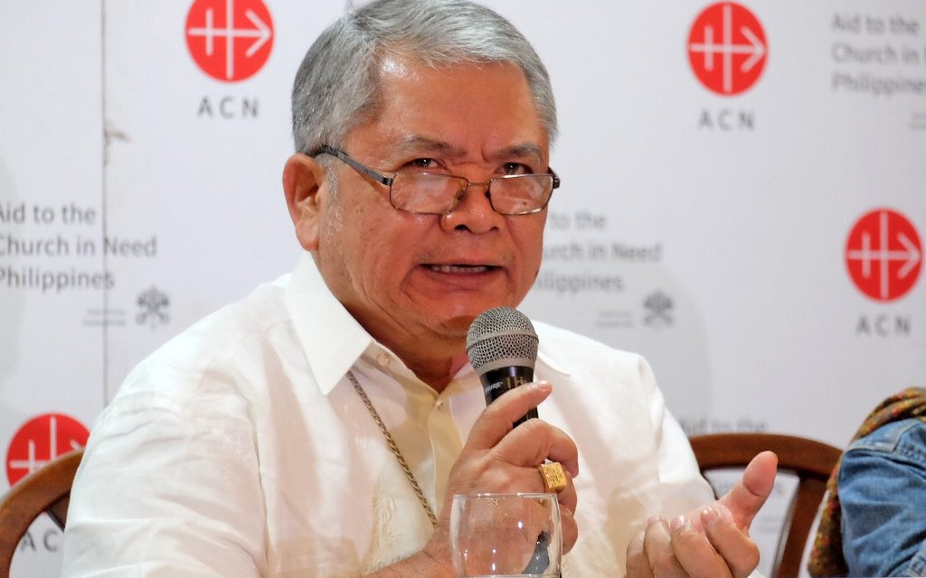Marawi prelate elected new head of CBCP's interreligious dialogue