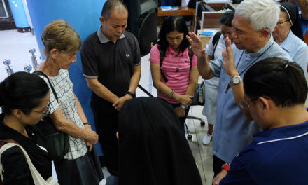 Immigration bureau detains 71-year-old nun