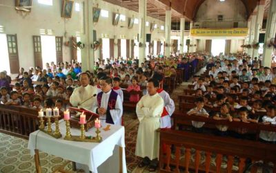 This unique chant brings Vietnamese Catholics deeper into Christ's Passion