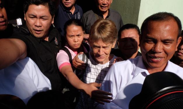 Australian nun freed after arrest for 'political activity'