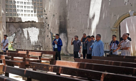 St. Mary's Cathedral in Marawi to be demolished