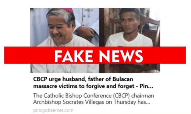 Confab on fake news set