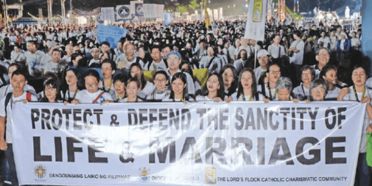 Thousands expected to join Church-led protest vs divorce in Baguio