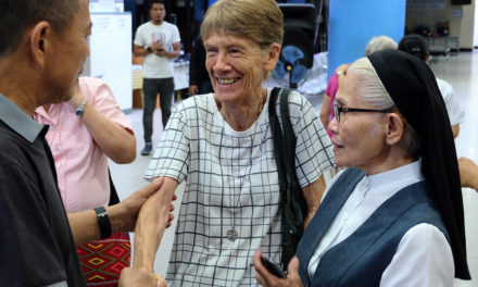 Church rallies behind Australian nun facing deportation