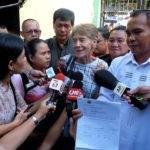 Duterte admits ordering probe vs Sr. Fox for 'disorderly conduct'