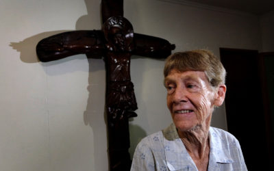 Sr. Fox stays for now: DOJ says BI has 'no legal basis' to cancel nun's visa