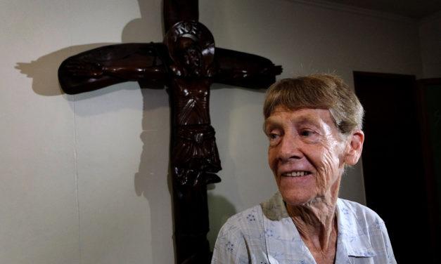 Sr. Fox stays for now: DOJ says BI has 'no legal basis' to cancel nun's visa