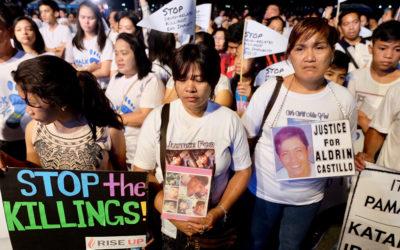 Police data will shed light on drug killings – ecumenical group