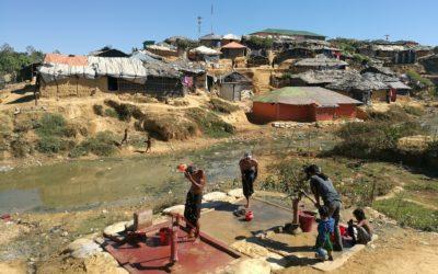 Bishop tells Duterte: Prove sincerity on Rohingya refugees