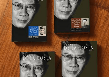 Book series features Jesuit historian's life, works