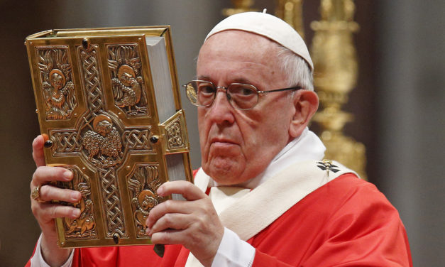 The Holy Spirit changes hearts, pope says on Pentecost