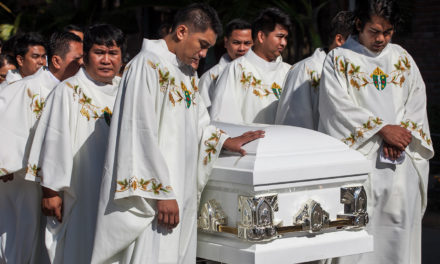 Archbishop appeals to avoid 'malicious insinuations' on priest's murder
