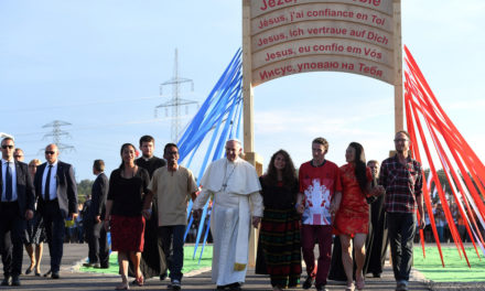 Working document approved for synod on youth