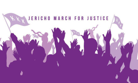 AMRSP Statement of Solidarity to the Jericho March for Justice