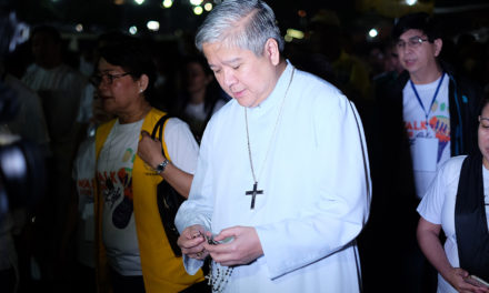 Archbishop Soc urges flock to resist murders, vulgarity