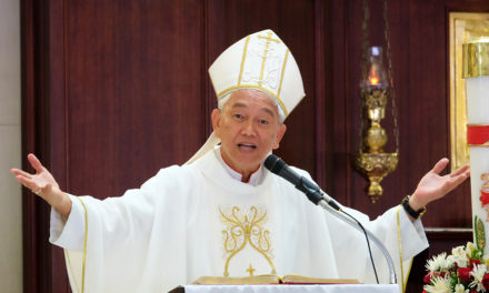 Bishop dares Malacañang: Name 'destabilizers' from Church