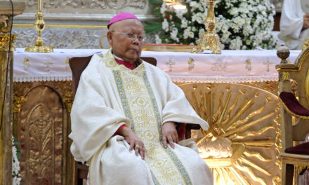 Bishop Oliveros of Malolos dies at 71