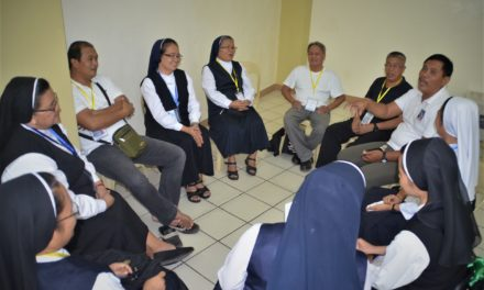 Clergy, consecrated persons from Mindanao dioceses hold​ 'day of prayer'
