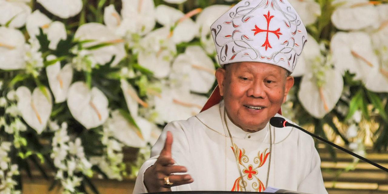 Batanes Bishop Emeritus Camilo Gregorio dies