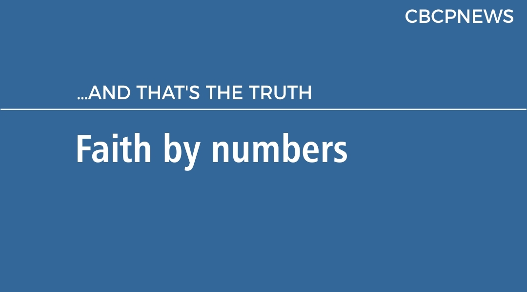 Faith by numbers