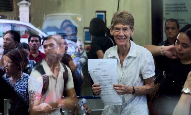 Immigration denies extension of Australian nun's missionary visa