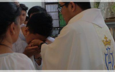 Hagonoy's 116th priest-son celebrates thanksgiving Mass