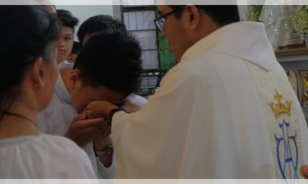 Hagonoy's 116th priest-son celebrates thanksgiving Mass