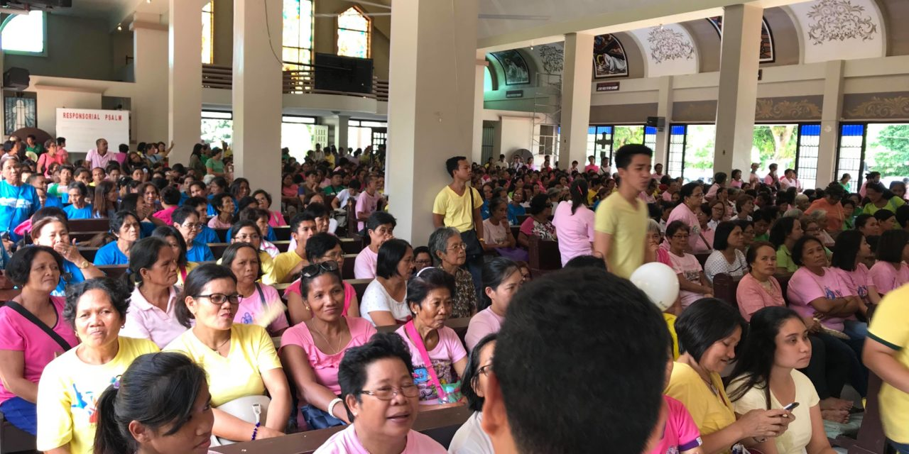 Priest on Sorsogon BEC Day: 'Service comes from humility'