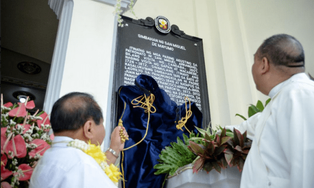 Bulacan parish receives historical marker